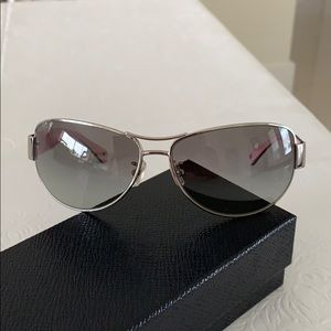 Coach sunglasses. (Authentic). Lightly used.